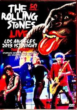 Rolling Stones ローリング・ストーンズ/CA,USA 5.3.2013
