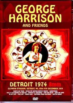 George Harrison ジョージ・ハリソン/MI,USA 1974 1st Show 8mm Edition