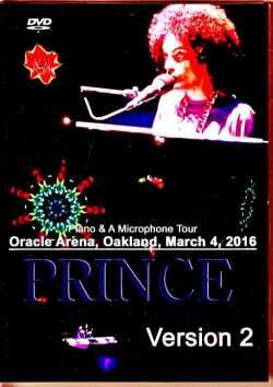 Prince プリンス/CA,USA 3.4.2016 Version2
