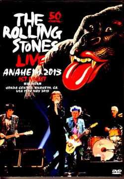 Rolling Stones ローリング・ストーンズ/CA,USA 5.15.2013