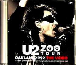 U2 ユーツー/CA,USA 11.7.1992