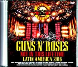 Guns N' Roses ガンズ・アンド・ローゼス/Latin America Tour 2016 Collection