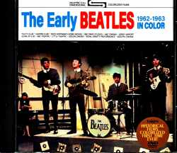 Beatles ビートルズ/黎明期 1962年 - 1963年 カラー版 England,UK 1962-1963 in Color