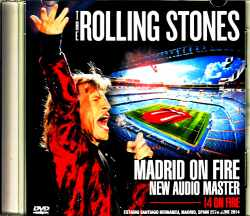 Rolling Stones ローリング・ストーンズ/Spain 2014 New Audio Master