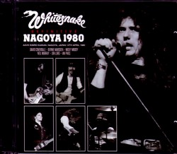 Whitesnake ホワイトスネイク/Aichi,Japan 1980 Longer & Upgrade