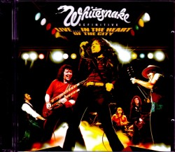 Whitesnake ホワイトスネイク/London,UK 1980 Longer & Upgrade