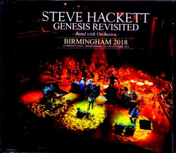 Steve Hackett スティーヴ・ハケット/Birmingham,UK 2018