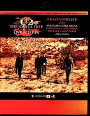 U2 ユーツー/Saitama,Japan 2019 2Days Complete Blu-Ray & DVD