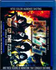 Kiss キッス/Aichi,Japan 2019 Sound IEM Matrix Blu-Ray Ver