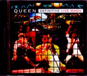 Queen クィーン/Knebworth,UK 1986 Remaster