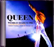 Queen クィーン/London,UK 1986 Radio Broadcast Diff Mix