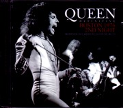Queen クィーン/MA,USA 1.30.1976 Upgrade