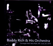 Buddy Rich & His Orchestra バディ・リッチ/NY,USA 1975