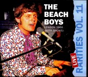 Beach Boys ビーチ・ボーイズ/Rarities London,UK 1968