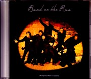 Paul McCartney,Wings ポール・マッカートニー ウイングス/Band on the Run Original UK LP Ver