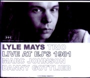 Lyle Mays Trio ライル・メイズ/GA,USA 1981 2 Days Complete
