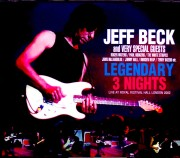 Jeff Beck and Very Special Guests ジェフ・ベック/London,UK 2002 3 Days