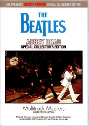 Beatles ビートルズ/Abbey Road Multitrack Masters Complete Collection