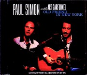 Paul Simon,Art Garfunkel ポール・サイモン/NY,USA 1975