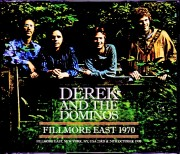 Derek and the Dominos デレク・アンド・ザ・ドミノス/NY,USA 1970 2 Days & more Remaster