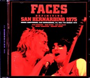 Faces フェイセズ/CA,USA 1975 Upgrade