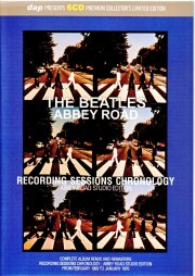 Beatles ビートルズ/Abbey Road Recording Sessions Chronology