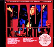 Paul McCartney ポール・マッカートニー/Live Archives 2010-2012