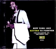 Return to Forever リターン・トゥ・フォーレバー/NY,USA 1983