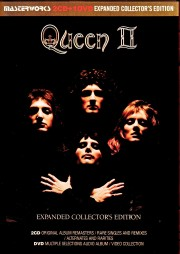 Queen クィーン/II Expanded Collector's Edition