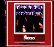 Deep Purple ディープ・パープル/ マシーン・ヘッド Machine Head Original UK 8 Track Cartridge