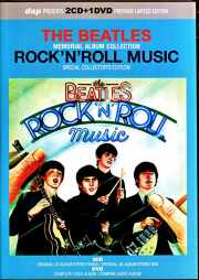 Beatles ビートルズ/ロックン・ロール・ミュージック Rock'n Roll Music Memorial Album Collection