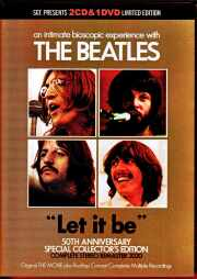 Beatles ビートルズ/レット・イット・ビー Let it be 50th Anniversary Special Collector's Edition
