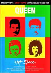 Queen クィーン/ホット・スペース Hot Space Expanden Collector's Edition