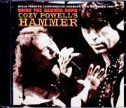 Cozy Powell's Hammer コージー・パウエル/Germany 11.17.1992