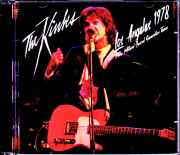 Kinks キンクス/CA,USA 1978 Remastered