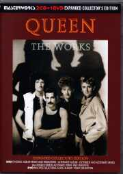 Queen クィーン/ザ・ワークス The Works Expanded Collector's Edition