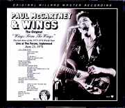 Paul McCartney,Wings ポール・マッカートニー ウイングス/CA,USA 6.23.1976 Millard Master & LP Edition & more