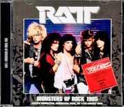 Ratt ラット/UK 1985