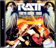 Ratt ラット/Tokyo,Japan 1.1.1989