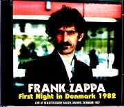 Frank Zappa フランク・ザッパ/Denmark 1982