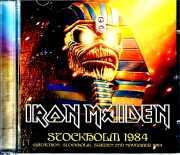 Iron Maiden アイアン・メイデン/Sweden 1984 Upgrade