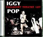 Iggy Pop イギー・ポップ/WA,USA 1977