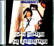 Johnny Thunders & the Heartbreakers ジョニー・サンダース/NJ,USA 1980
