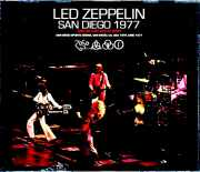 Led Zeppelin レッド・ツェッペリン/CA,USA 6.19.1977 Mike Millard Master Tapes Upgrade