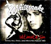 Whitesnake ホワイトスネイク/Osaka,Japan 1983 2Days S & V