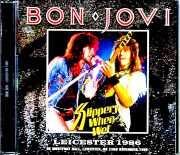 Bon Jovi ボン・ジョヴィ/UK 11.23.1989