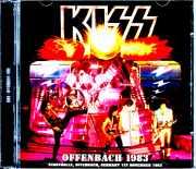Kiss キッス/Germany 11.1.1983