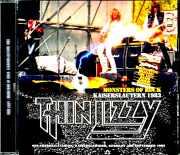 Thin Lizzy シン・リジィ/Germany 9.3.1983