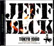 Jeff Beck ジェフ・ベック/Tokyo,Japan 12.17.1980 Upgrade