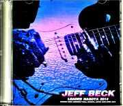 Jeff Beck ジェフ・ベック/Aichi,Japan 2014